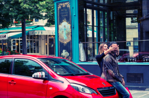 Peugeot 108 | A love story written in Paris